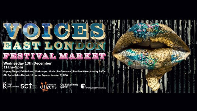 Voices East London at Spitalfields Market