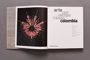 Arte Contemporáneo Colombia (Spanish edition)