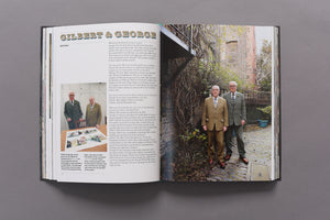Voices East London profile of Gilbert & George