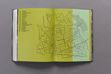 Map of East London from Voices East London book
