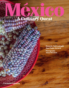 México: A Culinary Quest (Bellyband edition)