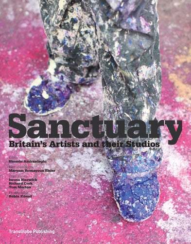 Sanctuary book cover image