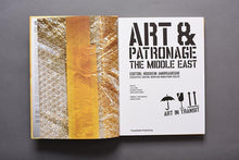 Art & Patronage: The Middle East title page