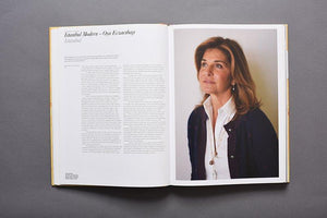 Art & Patronage book profile of Oya Eczacıbaşı