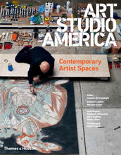 Cover of Art Studio America: Contemporary Artist Spaces