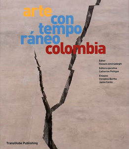 Arte contemporaneo Colombia cover