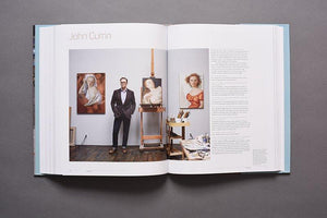 Art Studio America book profile of John Currin