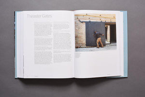 Art Studio America book profile of Theaster Gates