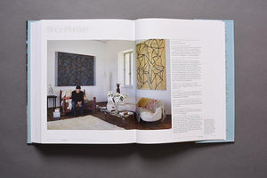 Art Studio America book profile of Brice Marden