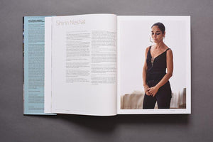 Art Studio America book profile of Shirin Neshat