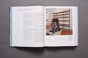 Art Studio America book profile of Richard Prince