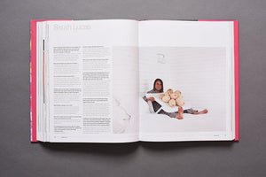 Sanctuary book profile of Sarah Lucas