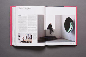Sanctuary book profile of Anish Kapoor
