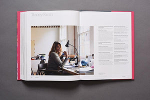 Sanctuary book profile of Tracey Emin
