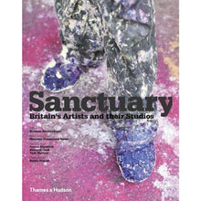 Cover of Sanctuary: Britain's Artists and their Studios