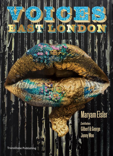 Voices East London book cover