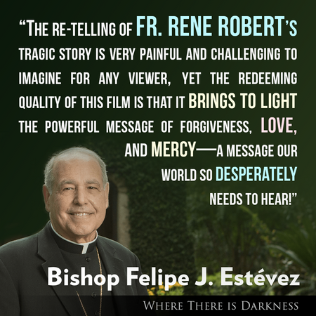 St. Augustine bishop praises Fr. Rene movie