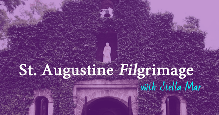 Experience Fr. Rene's St. Augustine with Stella Mar