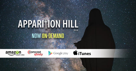 Apparition Hill released on demand
