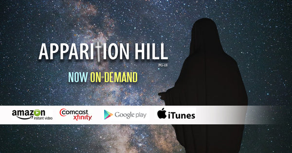 Apparition Hill On Demand