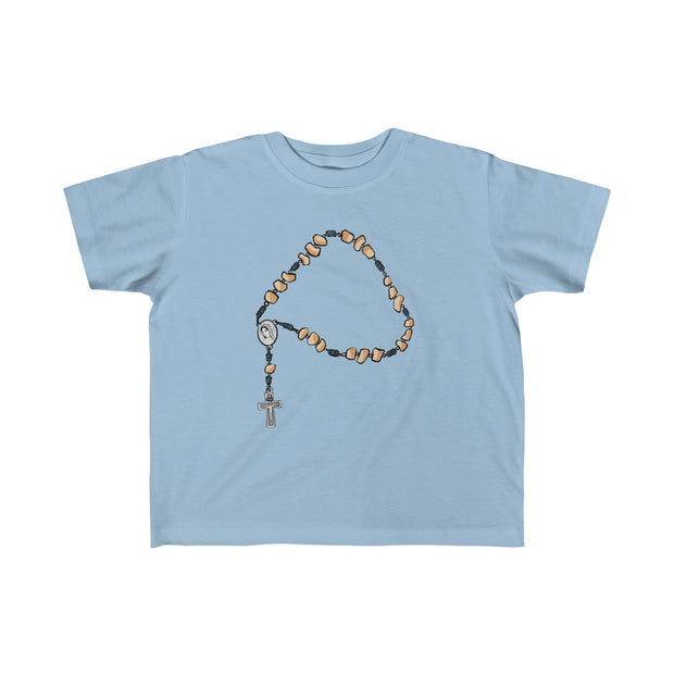 Kid's Peace Rosary T-shirt