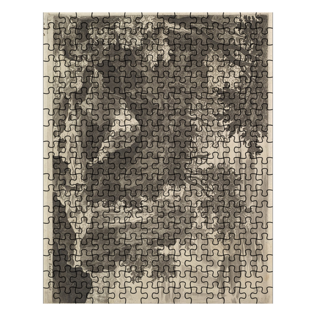 St. Francis Engraving Puzzle