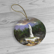 Apparition Hill Christmas Ornament