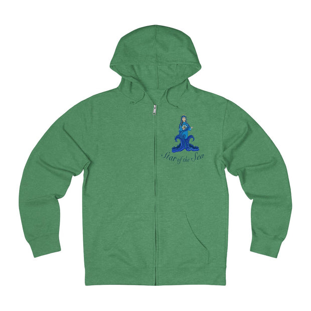 Stella Mar Star of the Sea Zip Hoodie