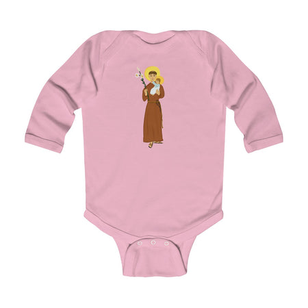 St. Anthony Infant Long Sleeve