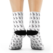 Friendly Wolf Socks
