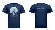 40th Anniversary T-shirt - Navy