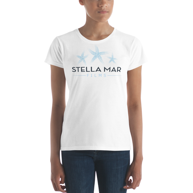 Women's short sleeve Stella Mar Films t-shirt