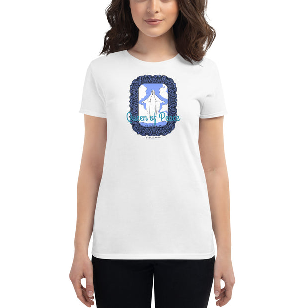 Queen of Peace Women's T-Shirt