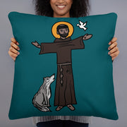 St. Francis Pillow