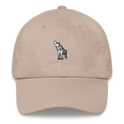 Friendly Wolf Dad Cap