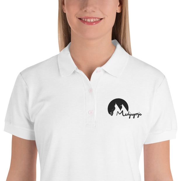 Medjugorje Women's Polo Shirt