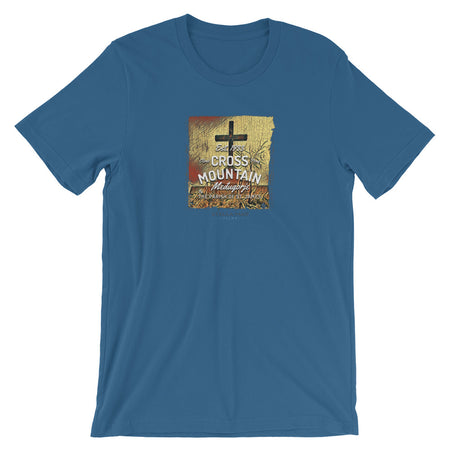 Cross Mountain Vintage T-Shirt - Premium
