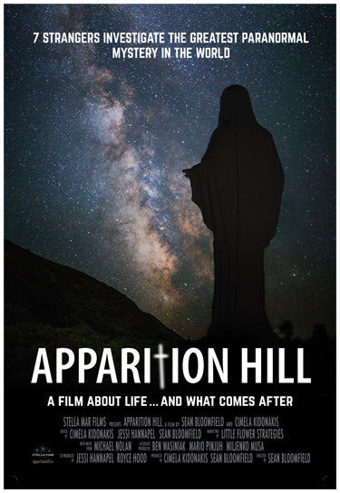 Apparition Hill Movie Poster