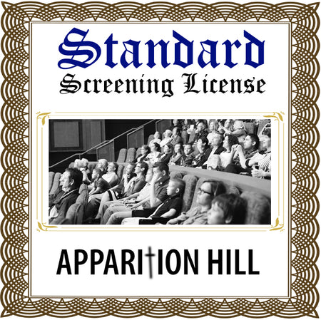 Apparition Hill Standard Screening Package
