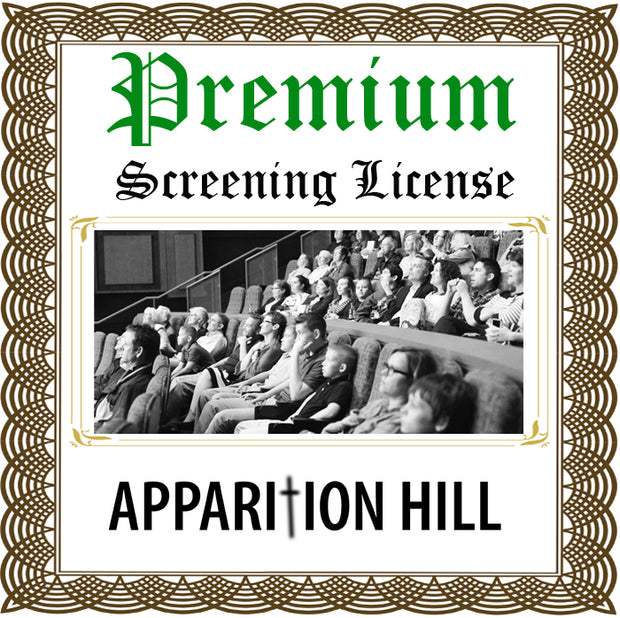 Apparition Hill Premium Screening Package