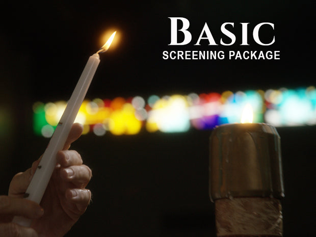 Basic Screening Package - Where There Is Darkness