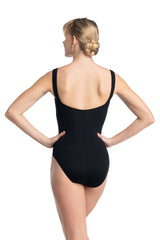 Pinch Front Leotard (110)