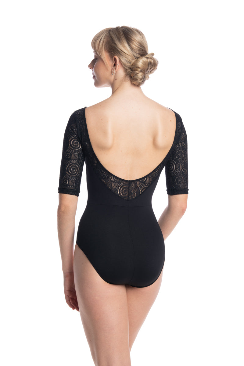 Sonia Leotard with Lola Lace (1073LL)