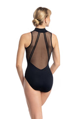 Bryn Leotard with Mesh (1065ME)
