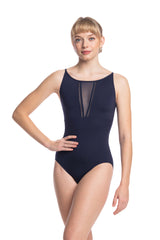 Ava Leotard with Mesh (1037ME)