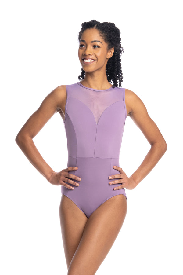 Bianca Leotard with Mesh (1039ME)