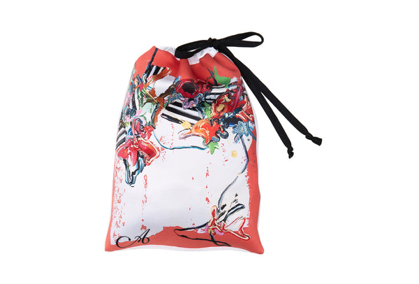 Shoe Bag in Las Vidas Print (902LV)