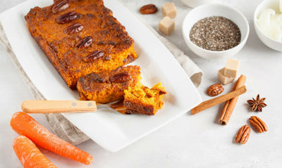 Carrot Protein Cake