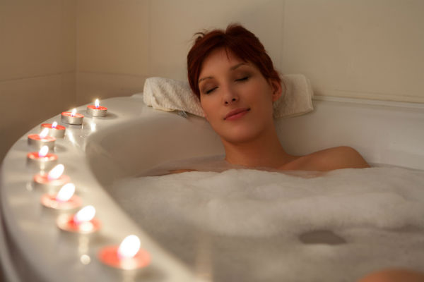 Eliminate Anxiety and Stress with a Relaxation Bath