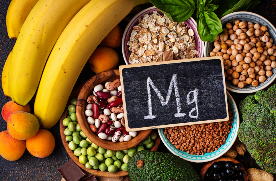 Why Magnesium Is Essential For Enhanced Fitness,  Better Sleep, Improved Mood and More